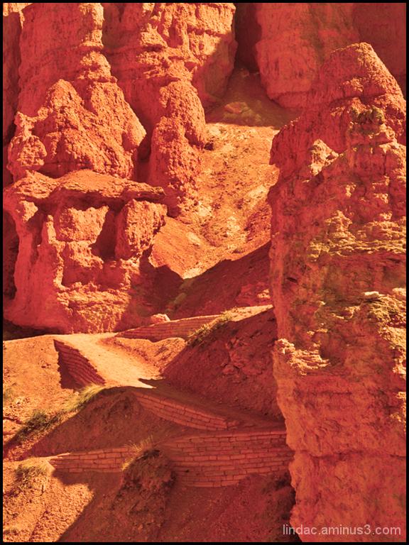 Navajo Trail, Wall Street Trail, Bryce Canyon