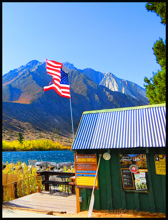 Convict Lake Resort, Mammoth