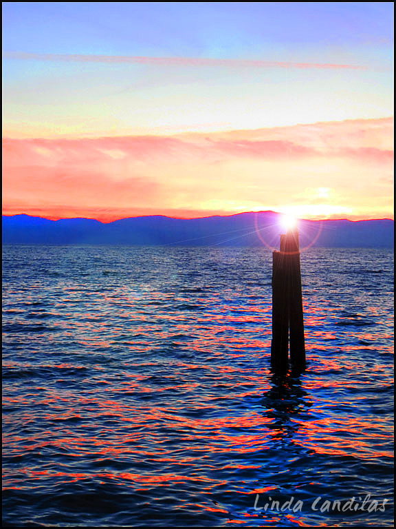 Lighthouse on a Pole