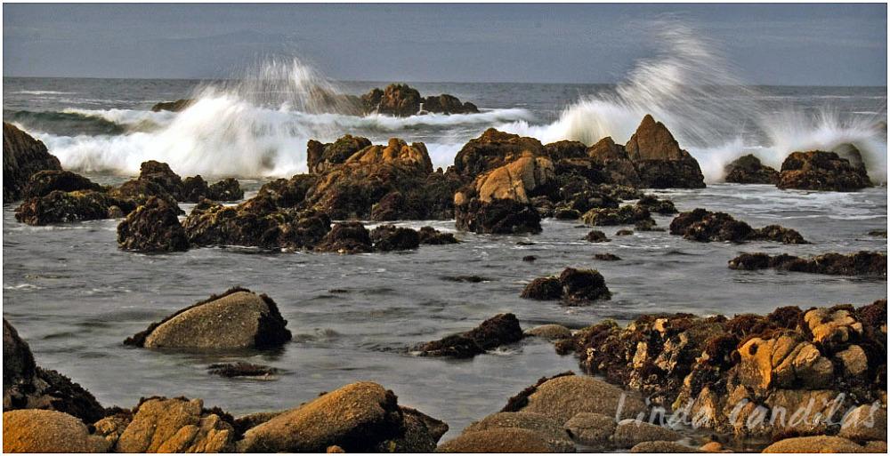 Sunset Beach, Surf Breaking