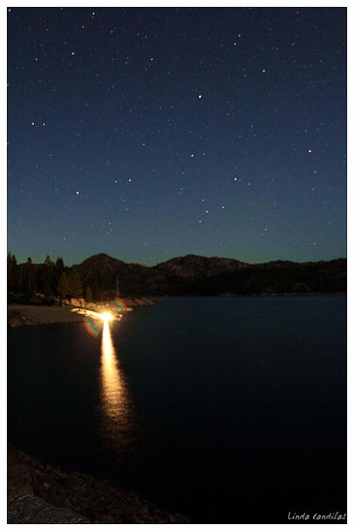Loon Lake, Fishermans Light