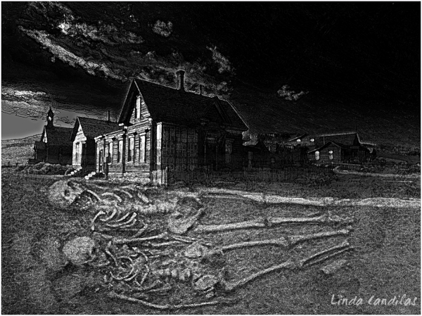 Bodie and Skeletons