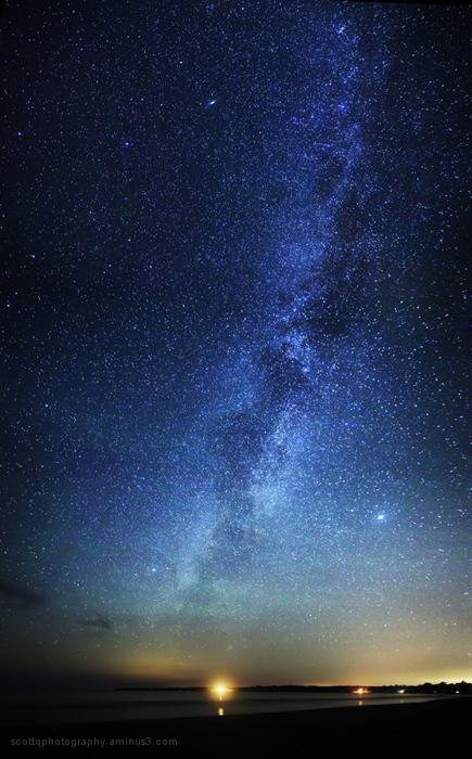 Pillar of Stars