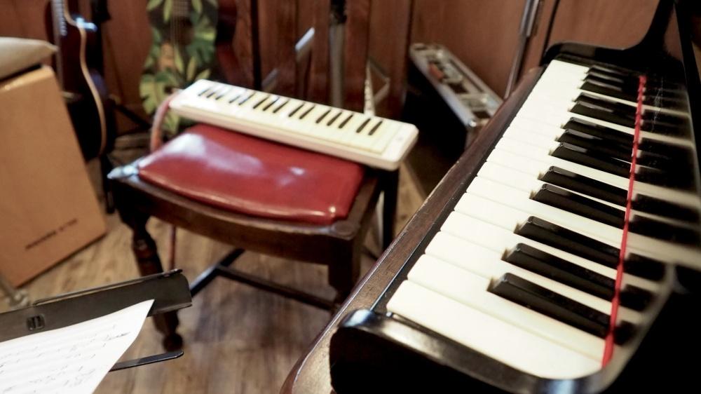 Unplugged Keyboards