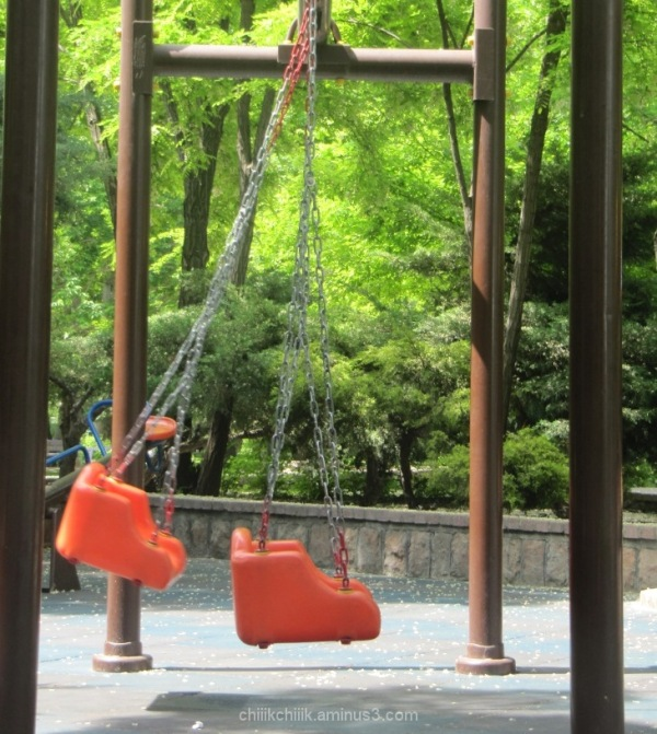 Orange Swing