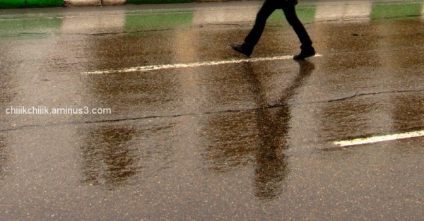 Rainy Shadow !