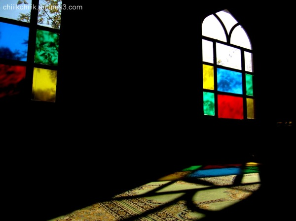 Colorful Shadows