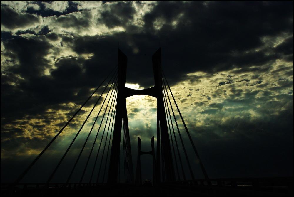 Un pont vers le ciel
