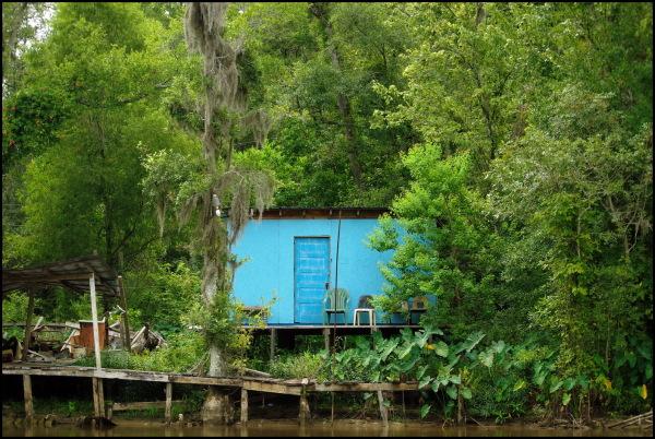 La cabane du bayou