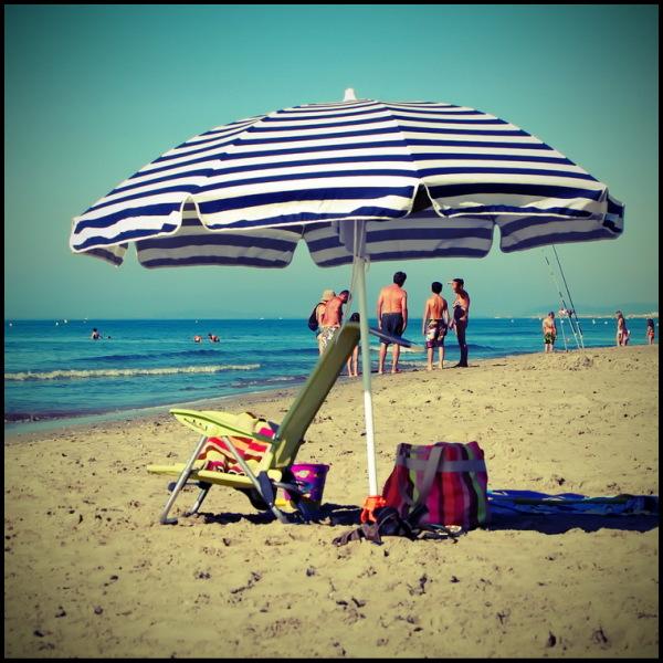 Sous le parasol #4