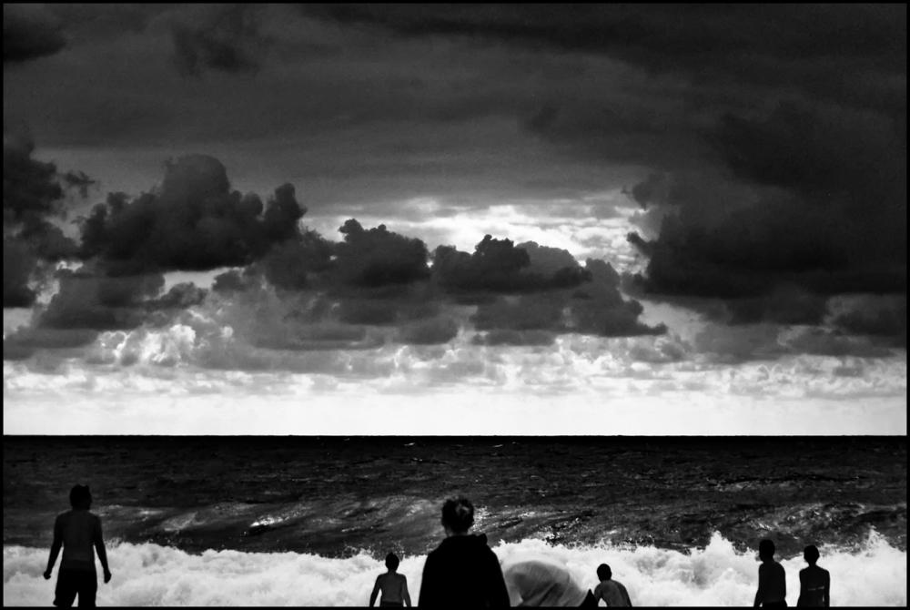 Le fracas de l'horizon | Horizon roaring