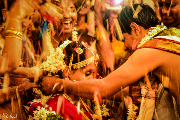 Mangalyadharanam - The precious Wedding Moment