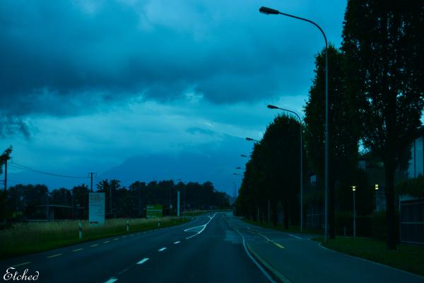 Evening click