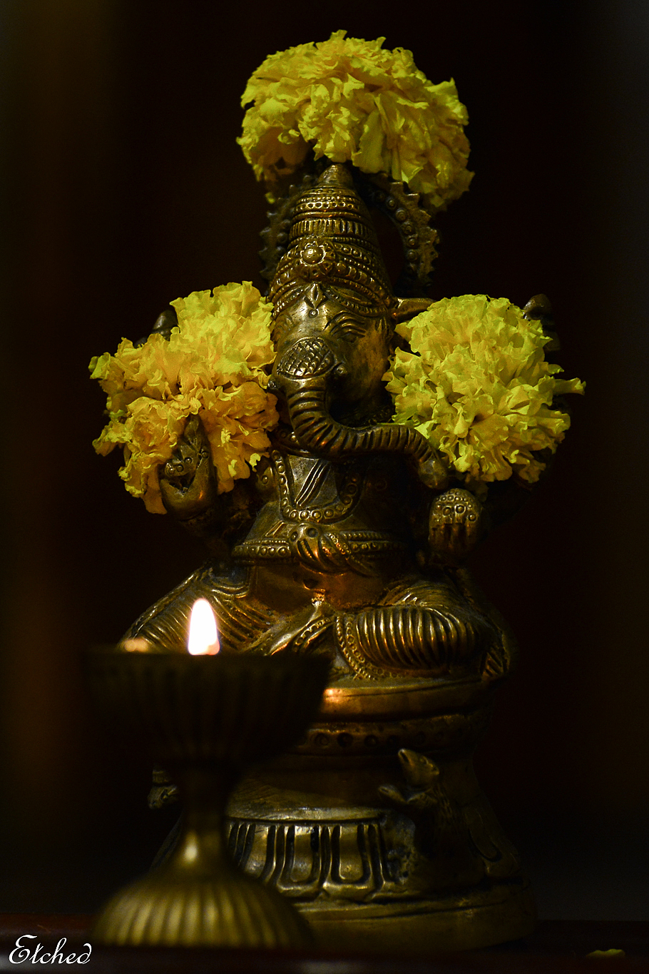 Lord Ganesh.. The Elephant God