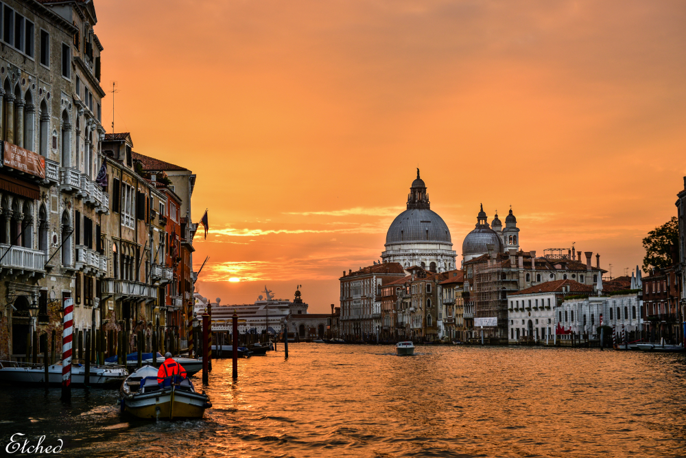 Mesmerizing beauty of the Floating city, Venice