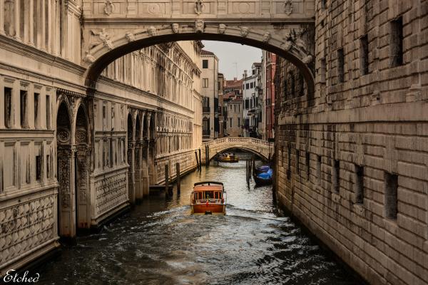 Life at Venice