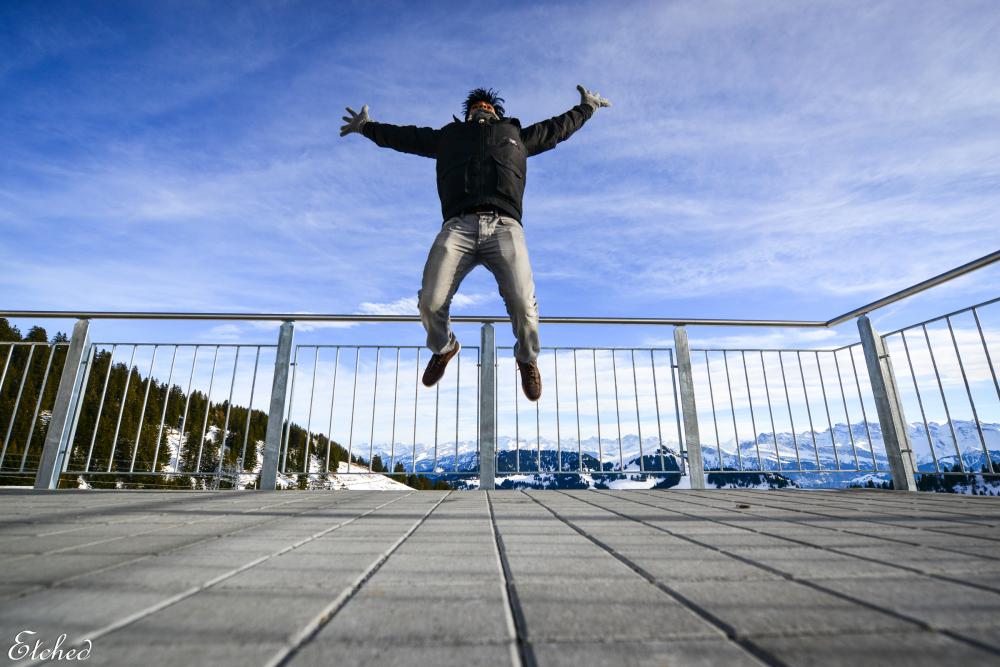Reach the sky!!