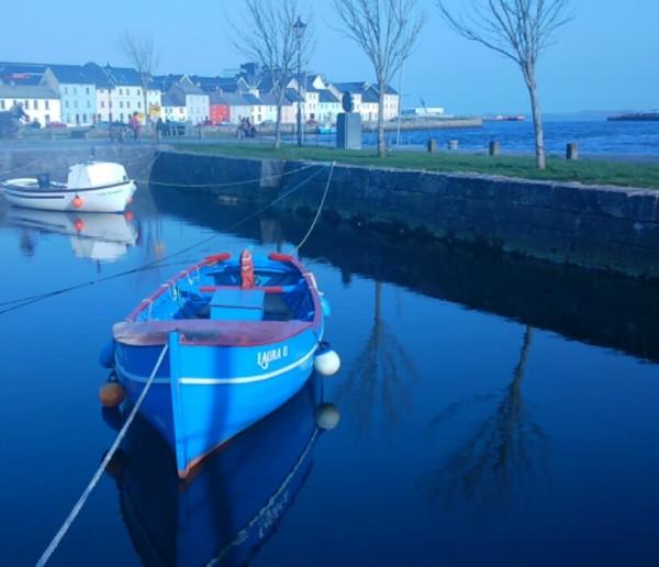 The Claddagh Galway Ireland