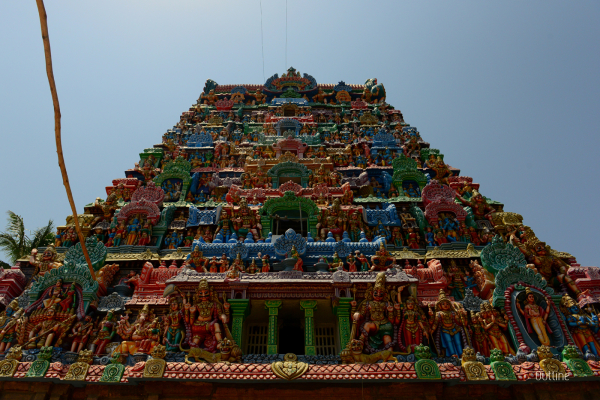 Aiyaarappar Temple Gopuram