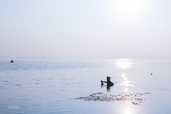 Fishing at Kolavai