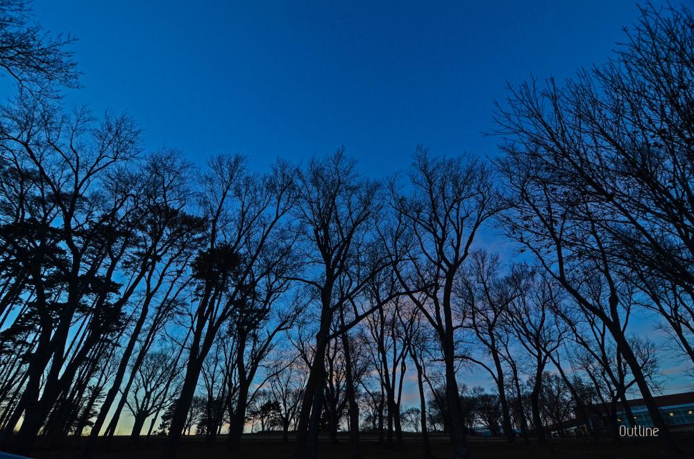 After dusk