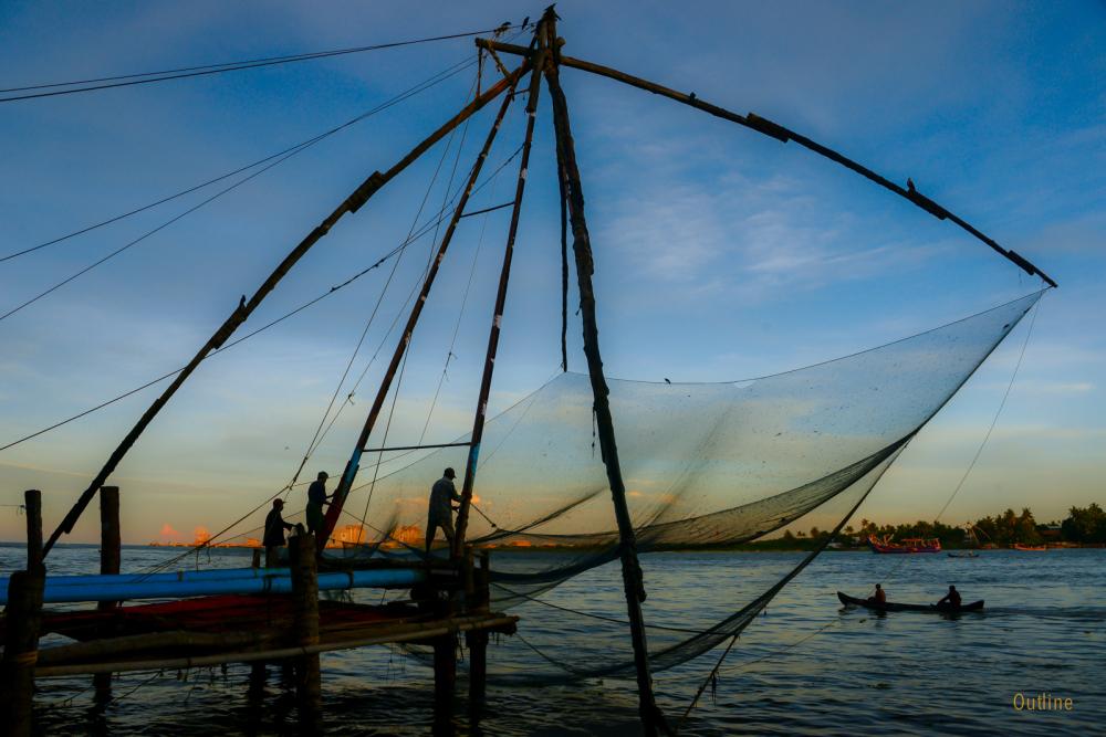 Chinese nets...