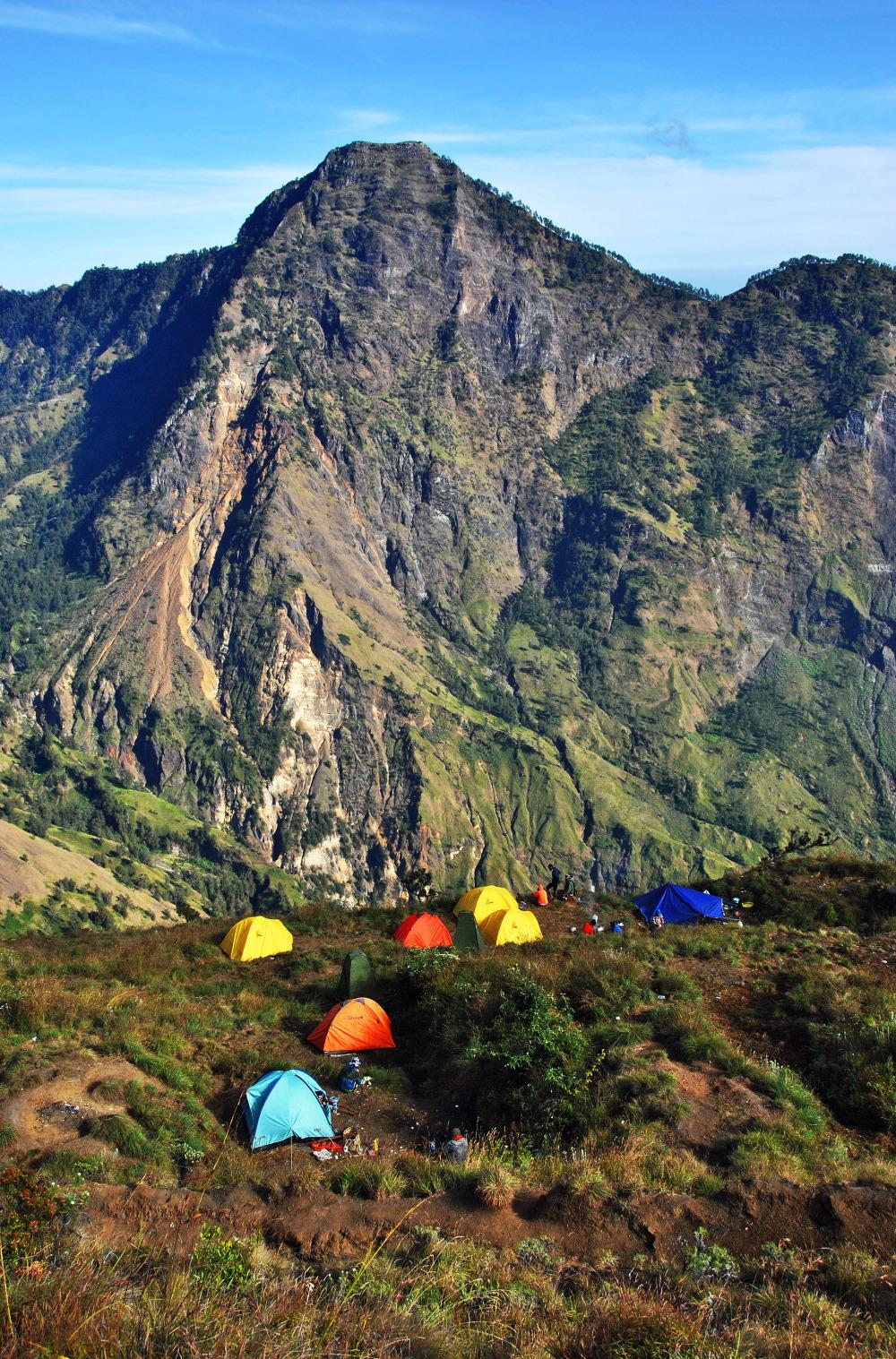 Trek vers le Mont Rinjani #2
