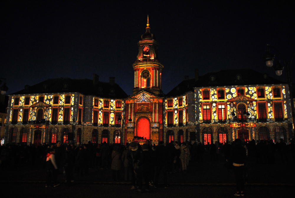 Illuminations - Rennes #1
