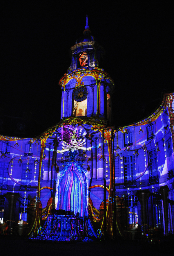 Illuminations - Rennes #2