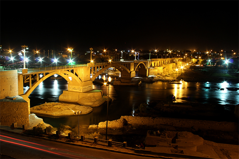 The Night Of Old Bridge...