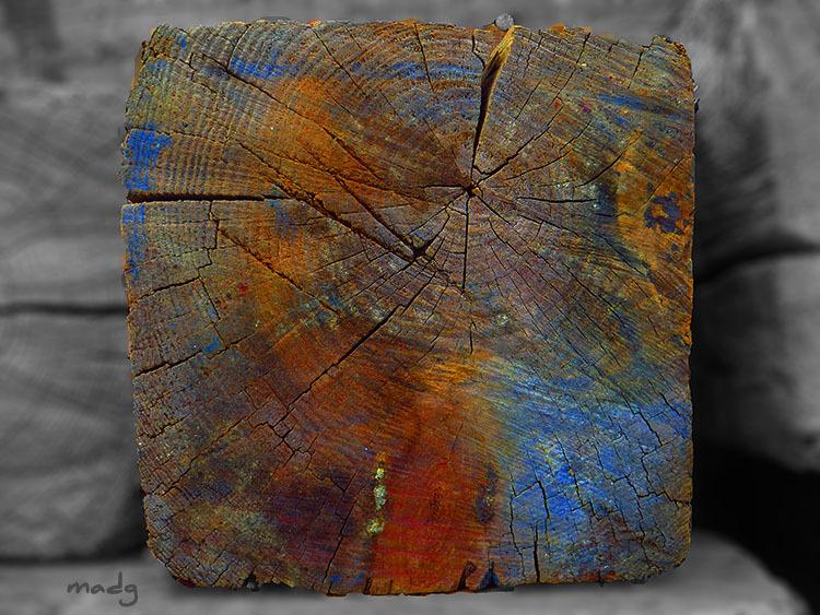 Textures - fusta