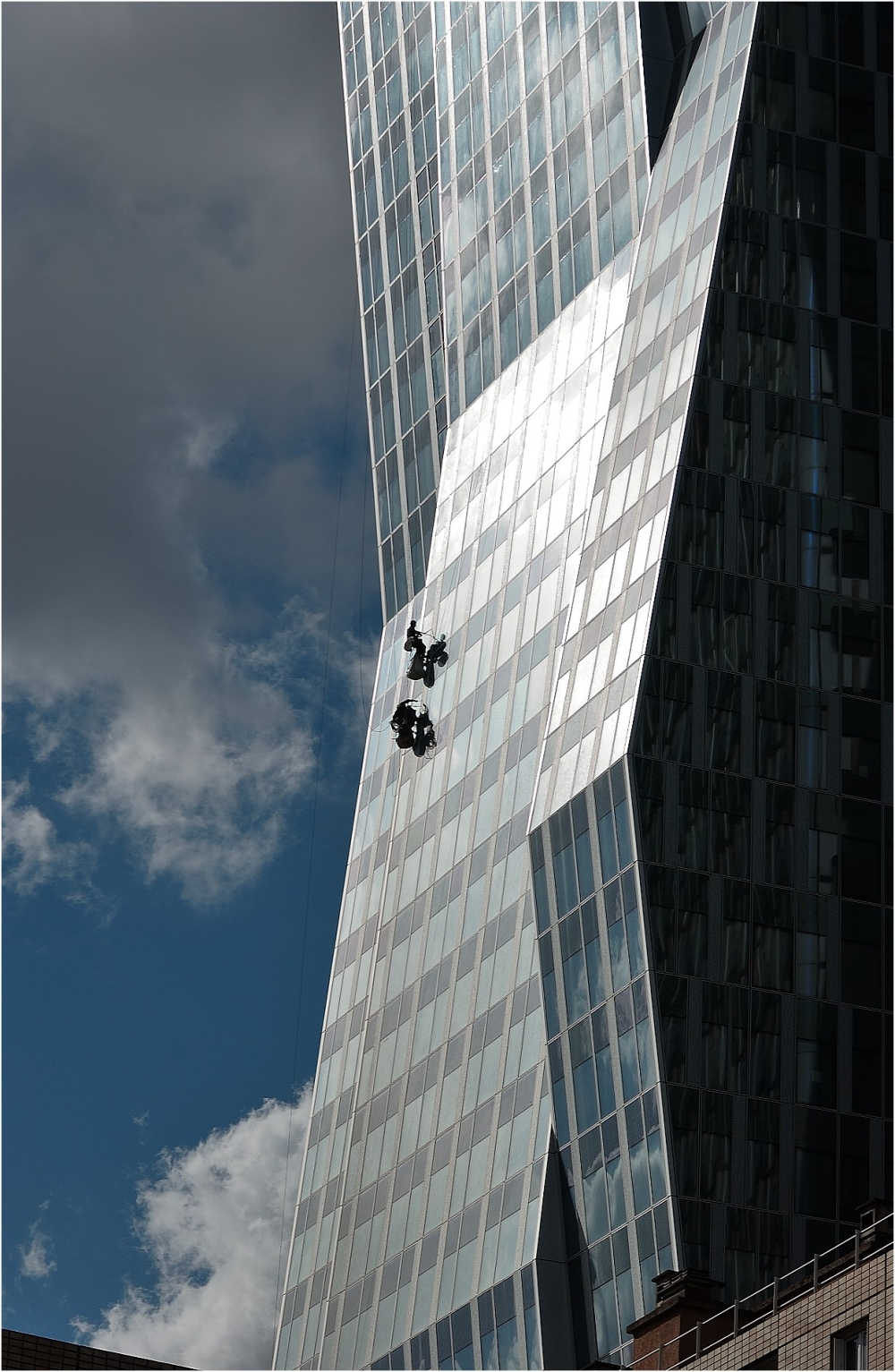 Technicien de surface roger dekert vitre urbain
