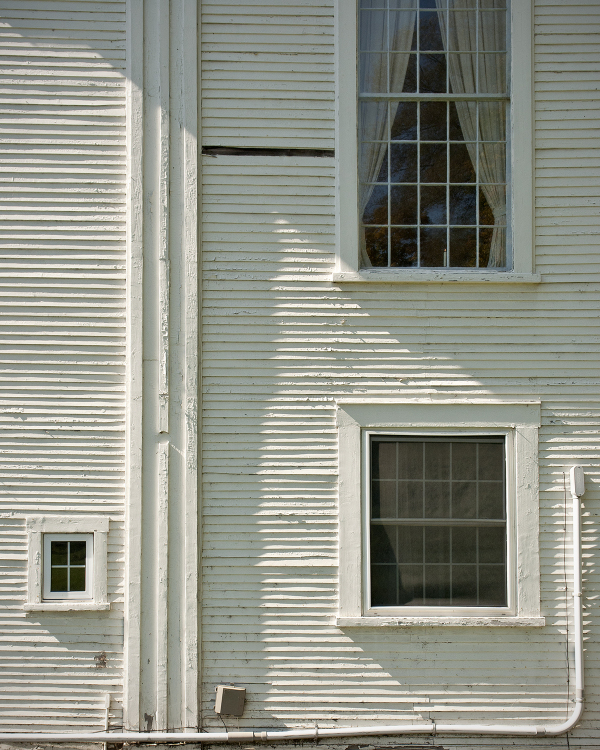 White Clapboard, the classic Vermont church.