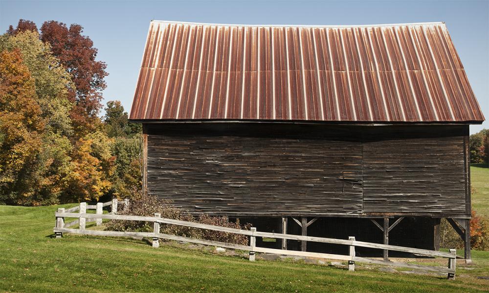 Barn in Calais, Vermont