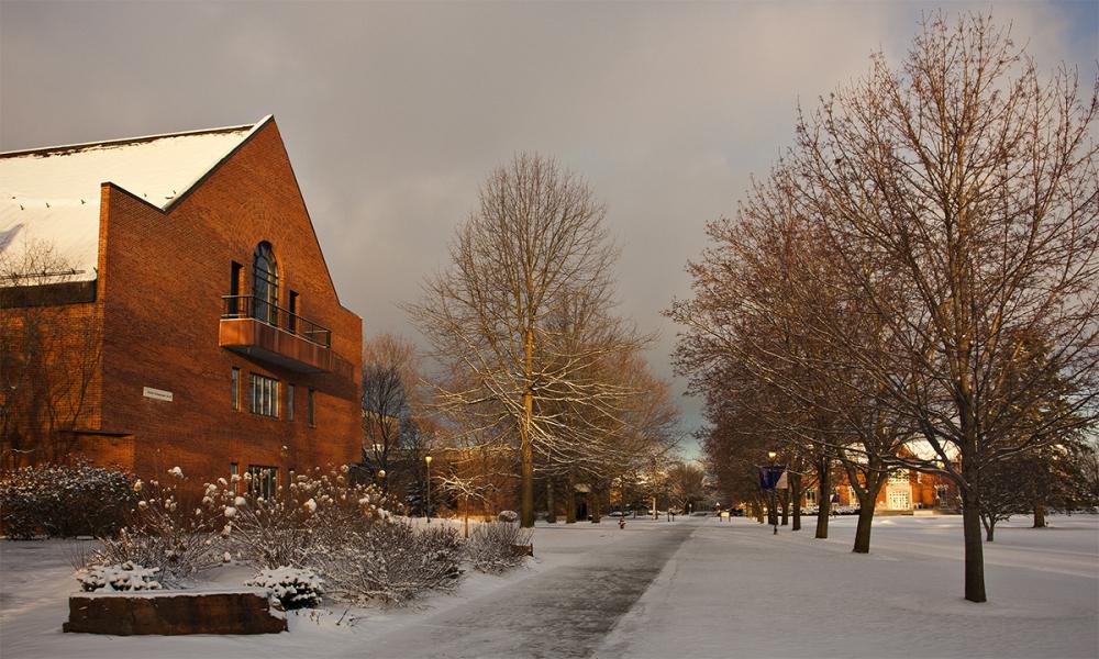 Campus in Vermont