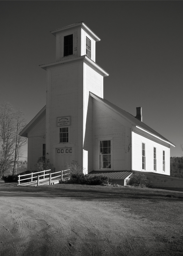 Desanctified Church