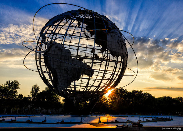 Unisphere from the 1964 World's Fair