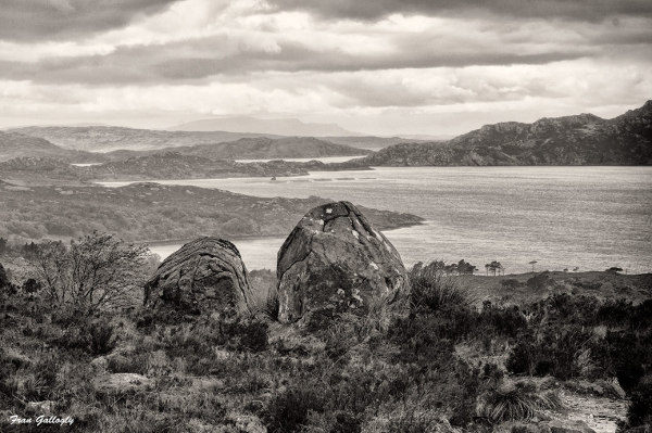 Rugged Scottish Highlands