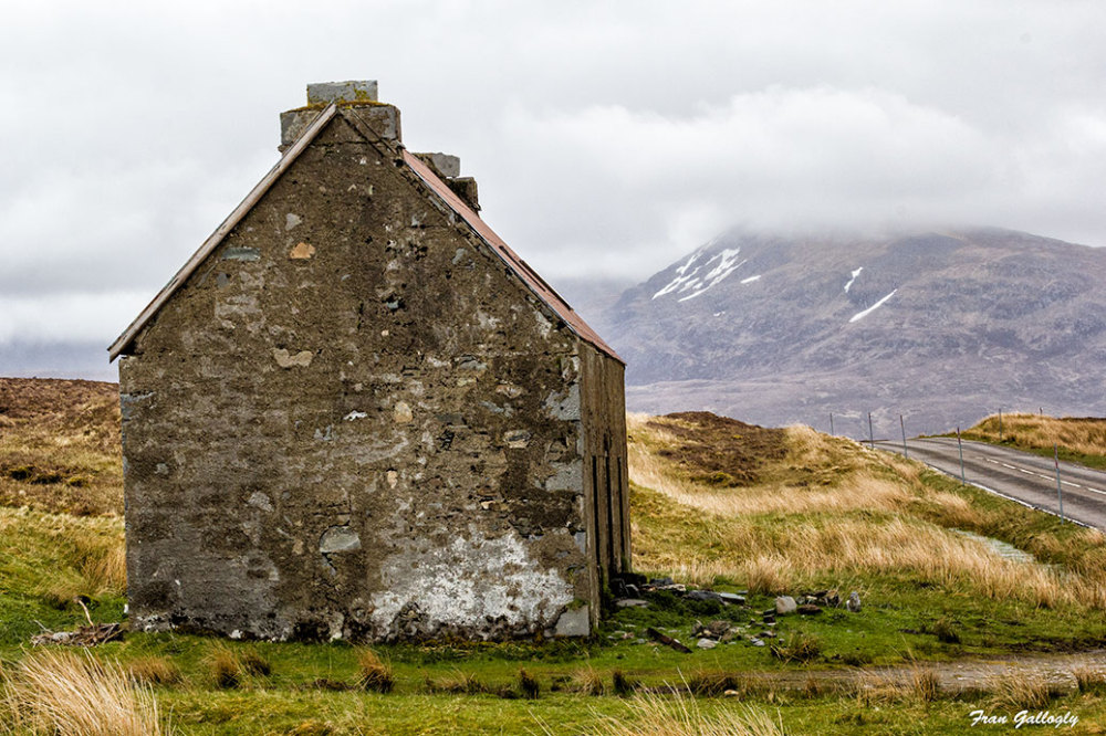 Old Croft House Near Kinlochewe