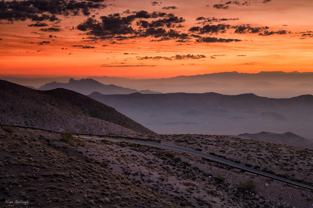 Dawn, Dante's View