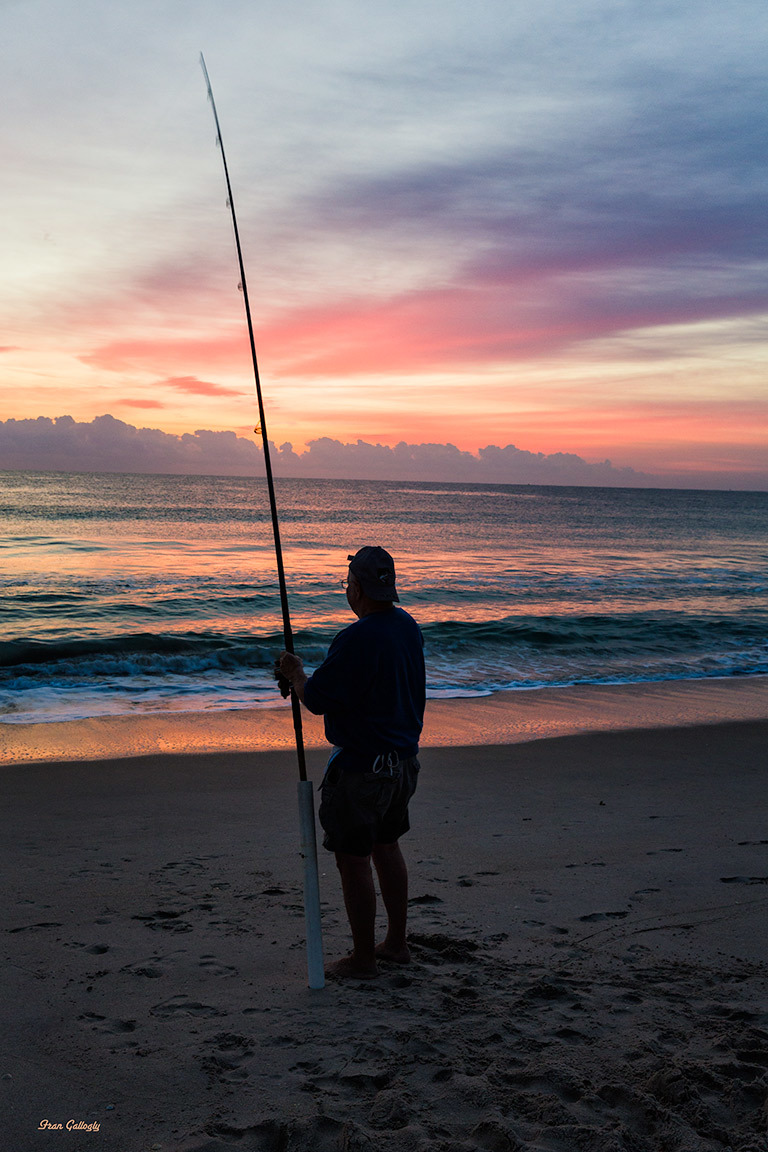 Fishing at Dawn