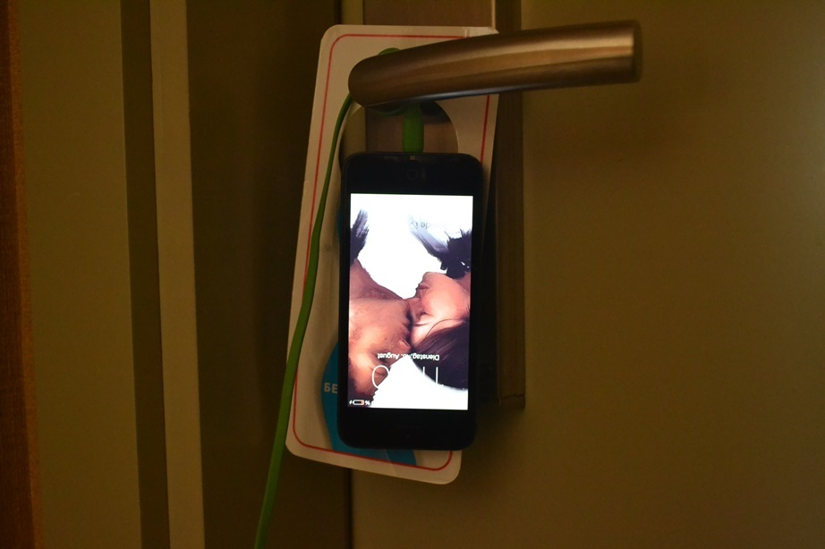 Right way to charge your phone :)