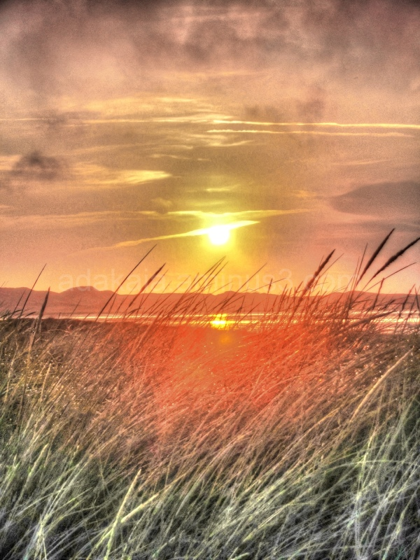sunset in sylt 3