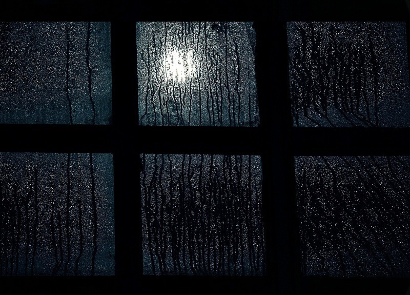 Frozen night..