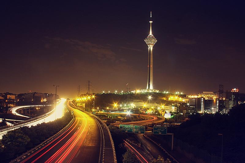 Tehran's nights !