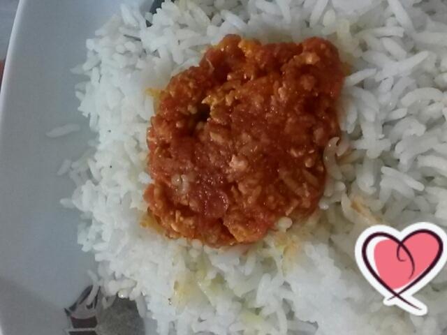Rice & Tomato