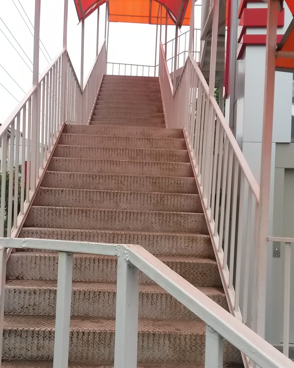 24 stairs & 24 stairs