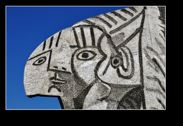 rotterdam by Picasso