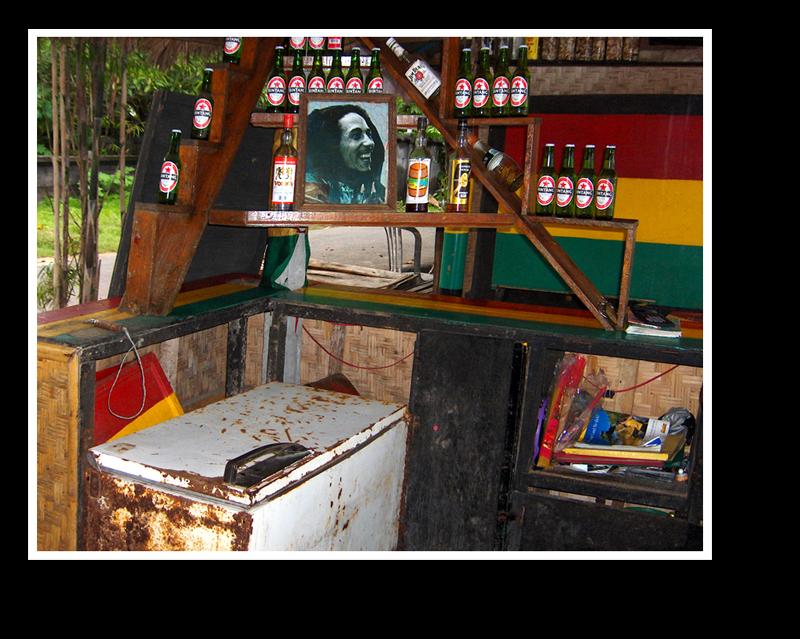 reggae bar Padangbai