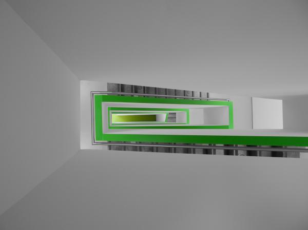 Enervie Zentrale Treppenhaus